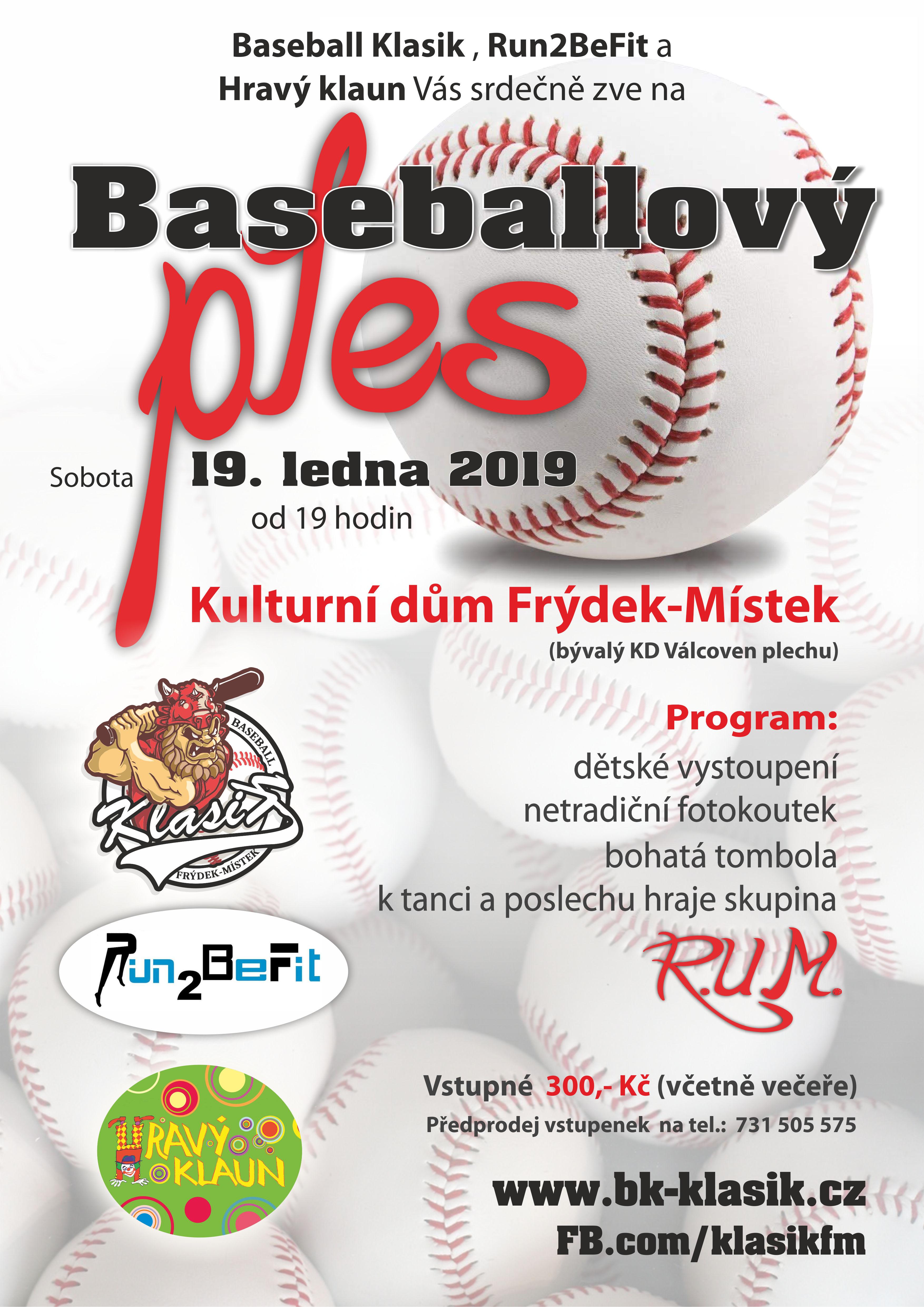 baseball ples 2019